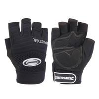 Silverline Fingerless Gel Comfort Gloves