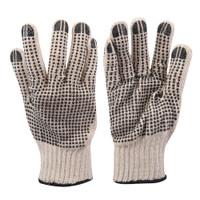 Silverline Double-Sided Dot Gloves