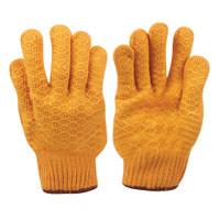 Silverline Yellow Gripper Gloves