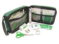 Scan Household & Burns First Aid Kit - 45 piece