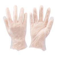 Silverline Disposable Vinyl Gloves - Pack of 100