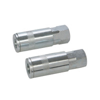 Silverline Female Air Line Quick Coupler - 2 piece