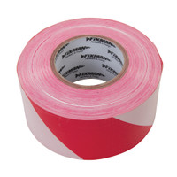 Fixman 70mm Red & White Barrier Tape