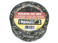 Everbuild Builders PVC Mammoth Tape
