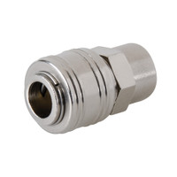 Silverline Euro Air Line Female Quick Coupler