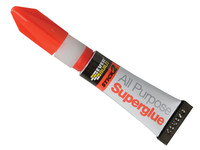Everbuild Stick 2 All Purpose Superglue 3g
