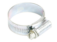 Jubilee Hose Clips - Bright Zinc Plated