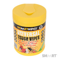 SMAART Universal Tough Wipes - 90pk