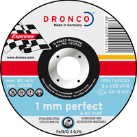 Dronco Inox Special Thin Cutting Discs