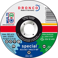 Dronco Thin Multi-Purpose Discs