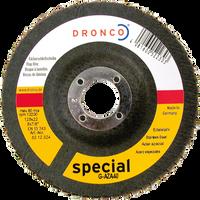 Dronco G-AZ A Special Flat Flap Discs