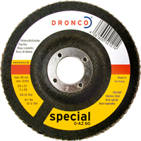 Dronco G-AZ Special Tapered Flap Discs