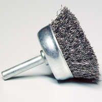 Dronco Crimped Wire Cup Brush
