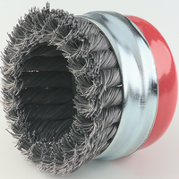 Dronco Twist Knot Wire Cup Brush