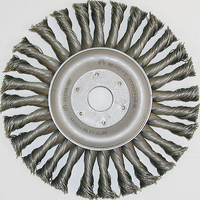 Dronco Twist Knot Wire Wheel Brush