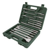 Silverline SDS Plus Masonry Drill & Steel Set - 15 piece