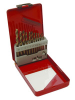 Castle Brooke HSS Tap & Cobalt Drill Bit Set - 28 piece