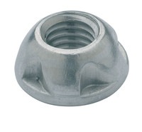 Kinmar Removable Nuts - Bright Zinc Plated