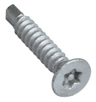 6-Lobe Torx Pin Csk Self-Drilling Screws - Delta Protekt Coated Steel