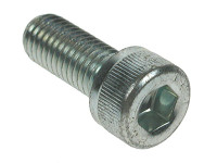 Socket Cap Head Screws - High Tensile Grade 12.9 - Bright Zinc Plated