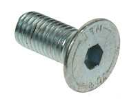 Socket Countersunk Screws - High Tensile Grade 10.9 - Bright Zinc Plated