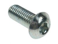 Socket Button Head Screws - High Tensile Grade 10.9 - Bright Zinc Plated