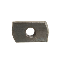 Channel Nuts (No Spring) - Bright Zinc Plated