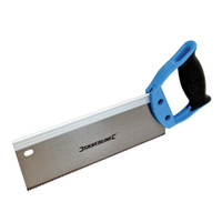 Silverline 250mm 12tpi Hardpoint Tenon Saw