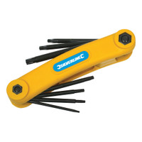 Silverline Torx Key Multi-Tool