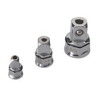 Silverline Ratchet Spanner Adaptor Set - 3 piece