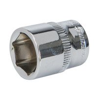 "Silverline 1/4"" Drive Metric Socket"