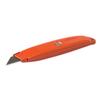 Silverline Hi-Vis Retractable Knife