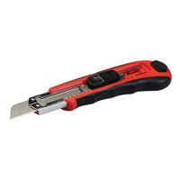 Silverline 18mm Auto Reload Snap-Off Knife