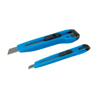 Silverline Plastic Trimmer Knife Set - 2 piece