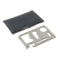 Silverline Credit Card Multi-Tool