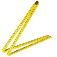Silverline 1000mm Folding Rule