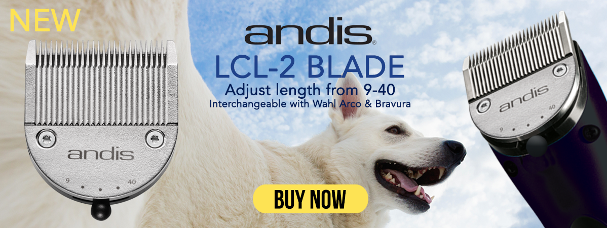 New Andis LCL-2 Blade