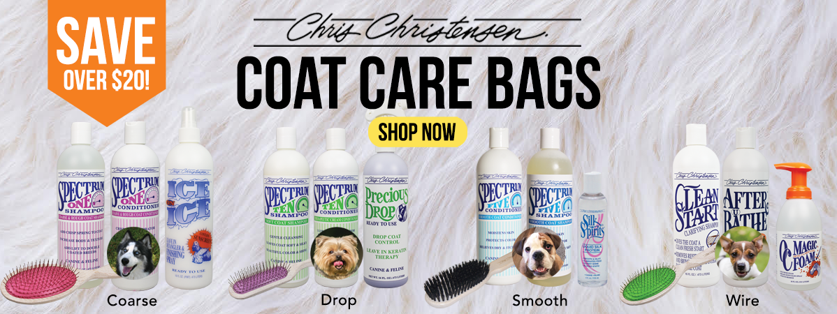 Save over $20 on Chris Christensen Coat Care Bag Deals