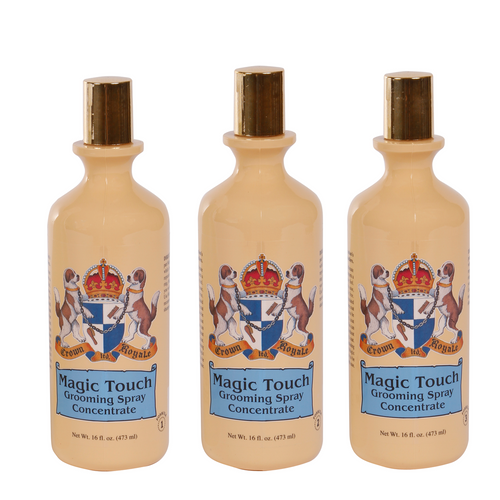 Crown Royale Magic Touch Grooming Spray Concentrate