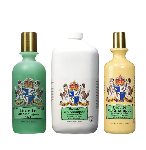 Crown Royale Biovite OB Shampoo