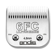 Andis Ultraedge Stainless Steel Blade # 6 FC