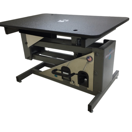 Groomer's Best Foot Hydraulic Table