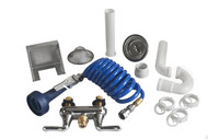 Groomer's Best Tub Plumbing Kit