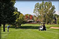Boomerang Links or Highland Hills Golf Courses: 2-Some w/cart ($20/player)