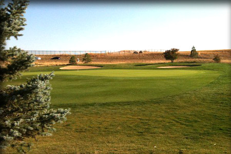 This 9-hole, executive, par-31 course offers golf for all ability levels. The heated driving range, open year round, is two-tiered, covered, lighted, and heated with 30 covered and 25 grass tees and has a target area.