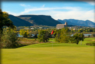 The par-71 course in Golden, Colorado was opened back in 1961. It was designed by J. Press Maxwell, ASGCA, and measures nearly 6300 yards. Applewood is a target-oriented Denver golf course that requires strategic thinking and often makes you keep the driver in the bag. Featuring slight elevation changes, water hazards and a mix of local wildlife, our course is one you'll want to play time after time. Applewood is a great course for all abilities.