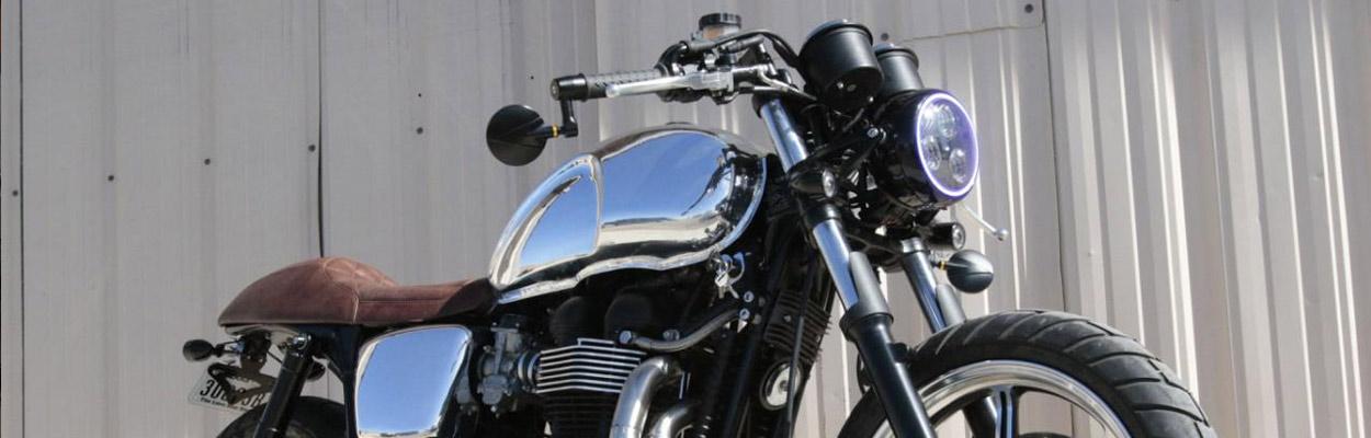 Motone Customs Usa Quality Custom Parts For Triumph Bonneville