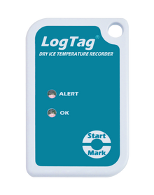 LogTag TRIL-8 Dry-Ice probe-less low temperature Recorder