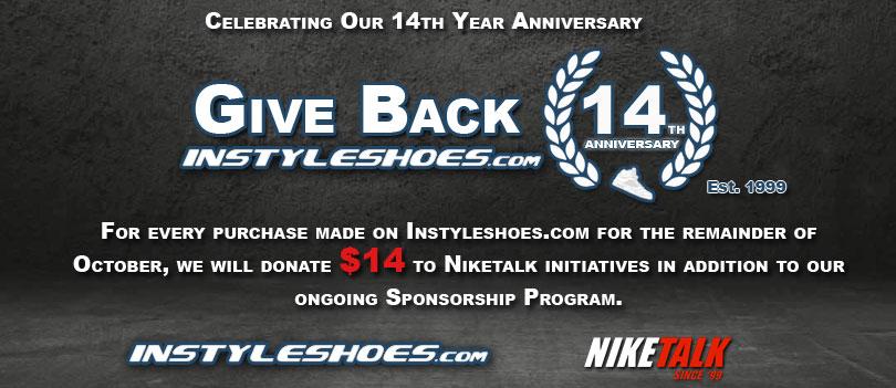 InStyleShoes x NikeTalk