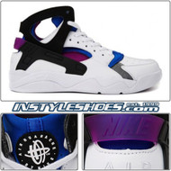 Air Flight Huarache Lyon Blue 686203-100